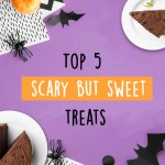 Top 5 Scary but Sweet Treats!