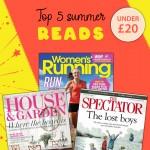 Summer Reads Under £20