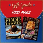 Gift Guide: Food mags