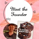 Meet the Founder: The Good Brownie Co