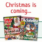 Christmas is coming… time to get excited about Christmas TV, subscribe now for the Christmas double issues of these leading TV magazines!