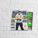 Hit Peak Fitness With Men's Health