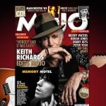 Keith Richards guest edits MOJO!