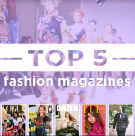 Top Five Fashion Magazines