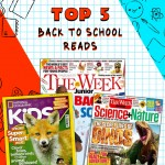 Top 5 Back to School Reads