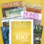 100 years of Homes & Gardens