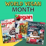 November is World Vegan Month