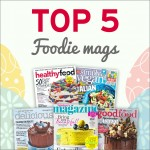 Top Five Foodie Mags