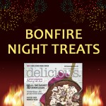 Celebrate bonfire night with these 4 sparkling fun treats!