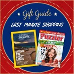 Gift guide: Last minute shopping