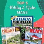 Top 5 Hobbies & Niche Mags