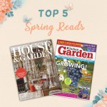 Top 5 Spring reads